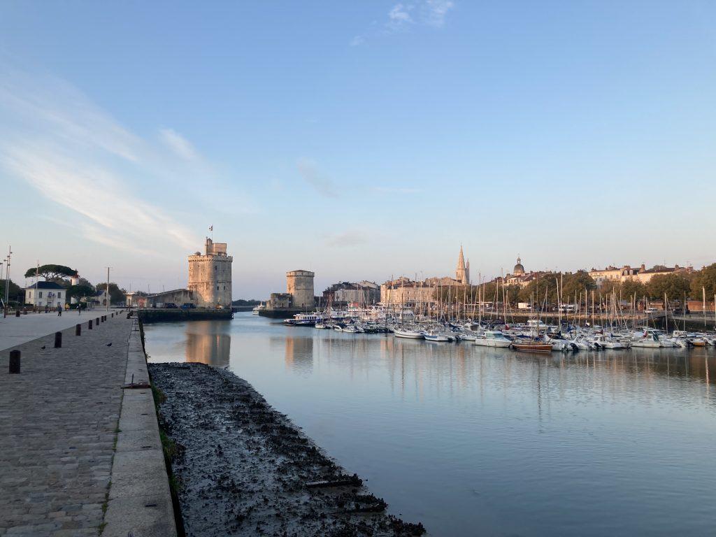 Harbour of La Rochelle