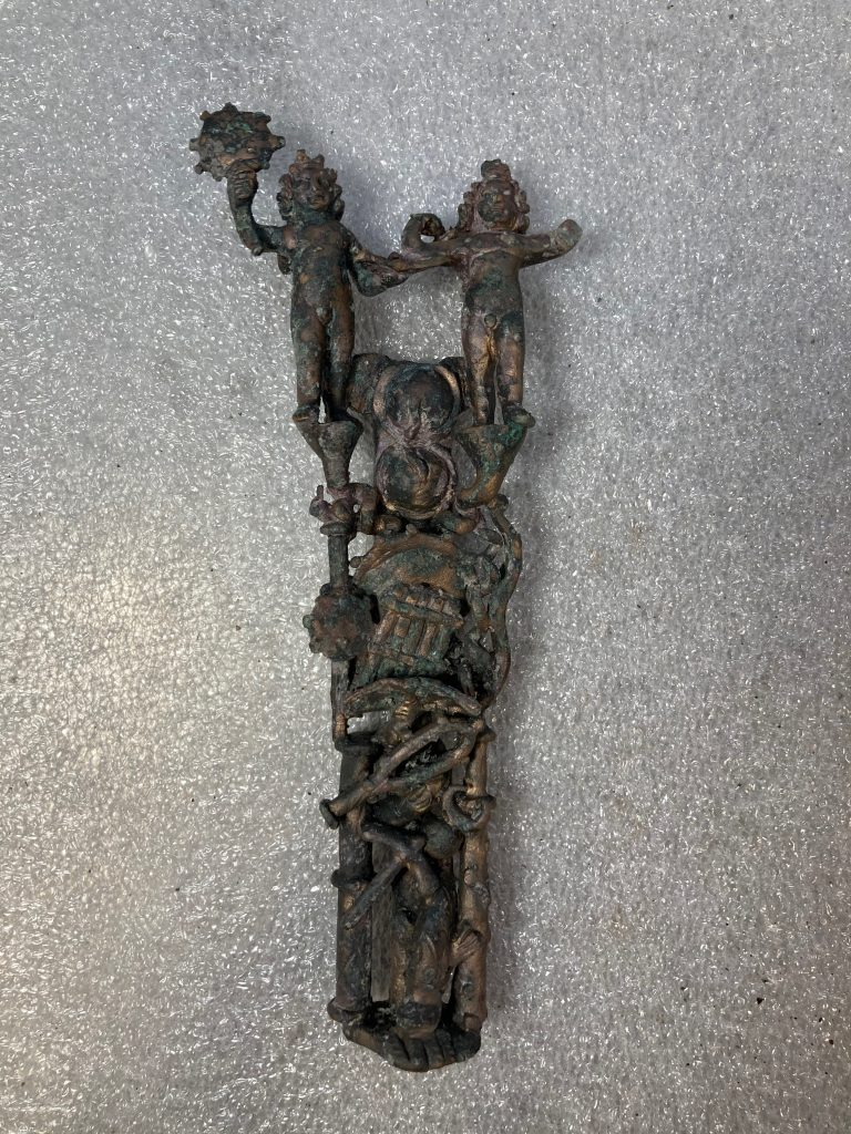 statuette romaine Reims