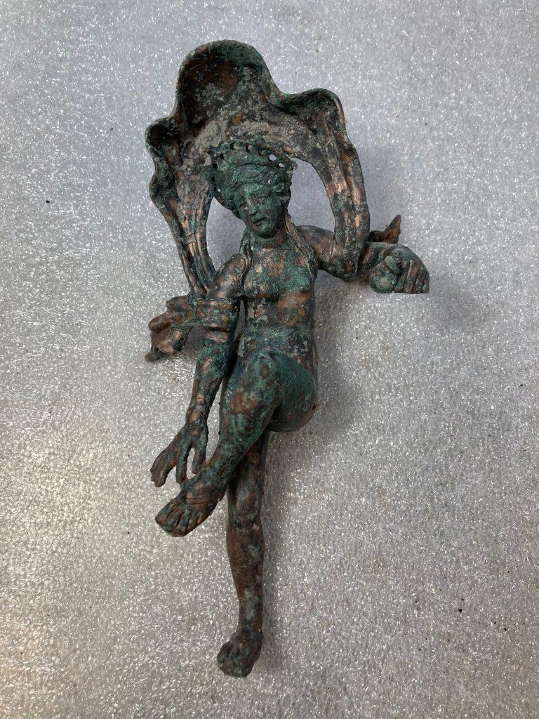 Gallo-Roman figurine Reims